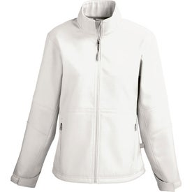 Printed Cavell Softshell Jacket by TRIMARK