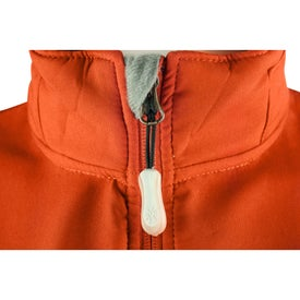 Cavell Softshell Jacket by TRIMARK for Advertising