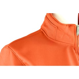 Imprinted Cavell Softshell Jacket by TRIMARK