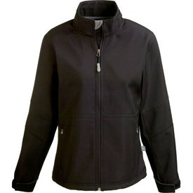 Cavell Softshell Jacket by TRIMARK Branded with Your Logo
