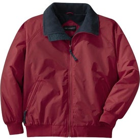 Logo Port Authority Challenger Jacket