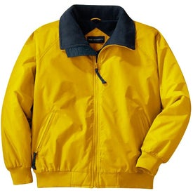 Branded Port Authority Challenger Jacket