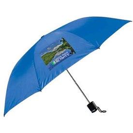 Charles Mini Manual Umbrella (Digitally Imprinted)