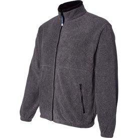 Monogrammed Colorado Trading Classic Full-Zip Fleece Jacket