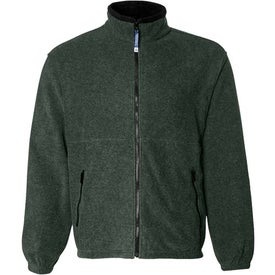 Colorado Trading Classic Full-Zip Fleece Jacket for Marketing