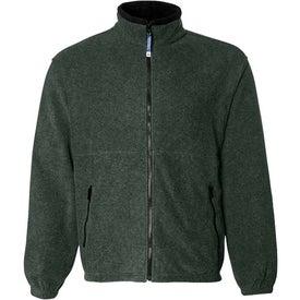 Colorado Trading Classic Full-Zip Fleece Jacket for Marketing