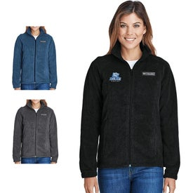 Columbia Benton Springs Full-Zip Fleece Jacket (Women's)