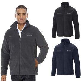 Columbia Steens Mountain Full-Zip Fleece Jacket (Men's)