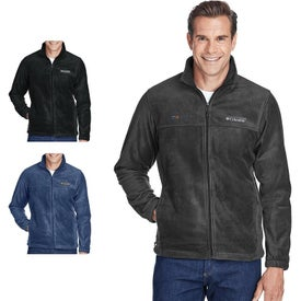 Columbia Steens Mountain Full-Zip Fleece Jacket (Men's)