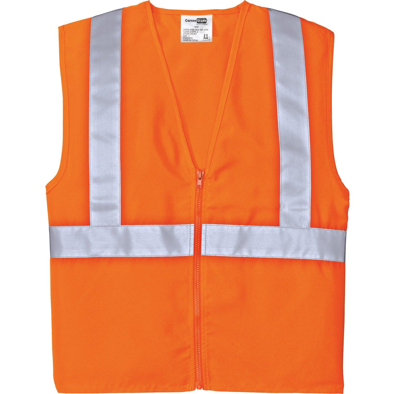 CornerStone ANSI Class 2 Safety Vest