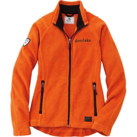 Deerlake Roots73 Micro Fleece Jacket by TRIMARK (Women's)