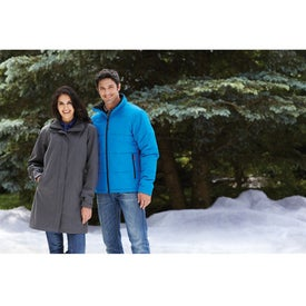 Dinaric Insulated Jacket by TRIMARK for Promotion