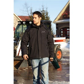 Customized Dutra 3-In-1 Jacket by TRIMARK