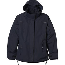 Dutra 3-In-1 Jacket by TRIMARK Branded with Your Logo