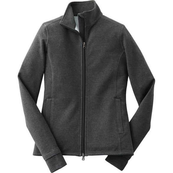 Dark Charcoal Mix Edenvale Roots73 Knit Jacket by TRIMARK