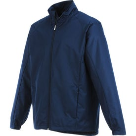 Elgon Track Jacket by TRIMARK Printed with Your Logo