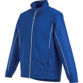 Branded Elgon Track Jacket by TRIMARK