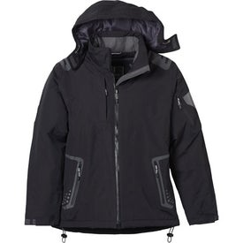 Elias Insulated Jacket by TRIMARK for Advertising