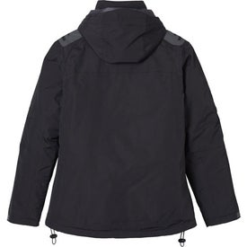 Elias Insulated Jacket by TRIMARK Printed with Your Logo
