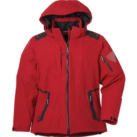 Branded Elias Insulated Jacket by TRIMARK