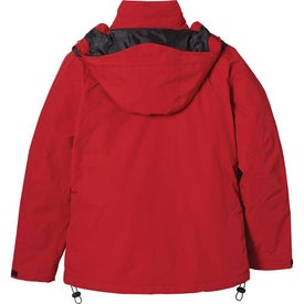 Elias Insulated Jacket by TRIMARK for your School