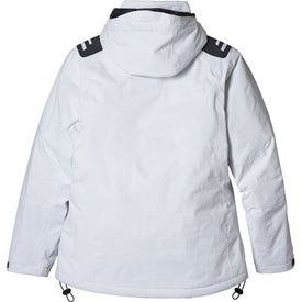 Monogrammed Elias Insulated Jacket by TRIMARK