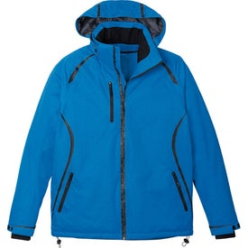 Enakyo Insulated Jacket by TRIMARK Imprinted with Your Logo