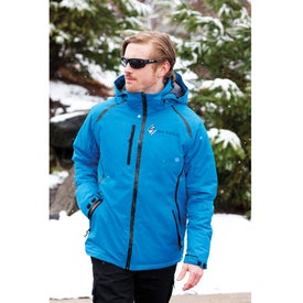Monogrammed Enakyo Insulated Jacket by TRIMARK