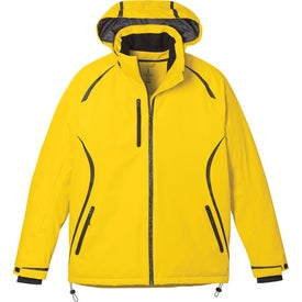 Enakyo Insulated Jacket by TRIMARK for Marketing