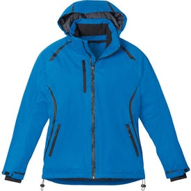 Enakyo Insulated Jacket by TRIMARK with Your Logo