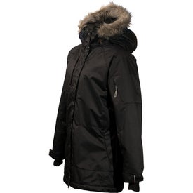 Monogrammed Eversum Insulated Jacket by TRIMARK