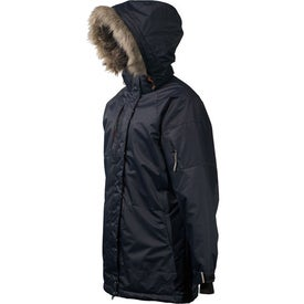 Eversum Insulated Jacket by TRIMARK Branded with Your Logo