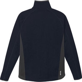 Printed Ferno Bonded Knit Jacket by TRIMARK