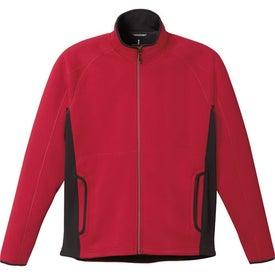 Imprinted Ferno Bonded Knit Jacket by TRIMARK