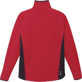 Logo Ferno Bonded Knit Jacket by TRIMARK