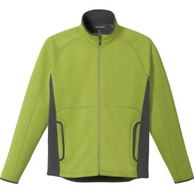 Ferno Bonded Knit Jacket by TRIMARK with Your Logo