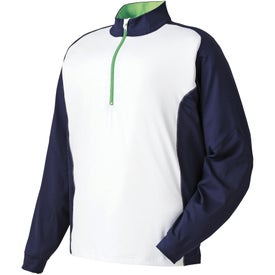 Customized Titleist FootJoy Performance Half-Zip Pullover