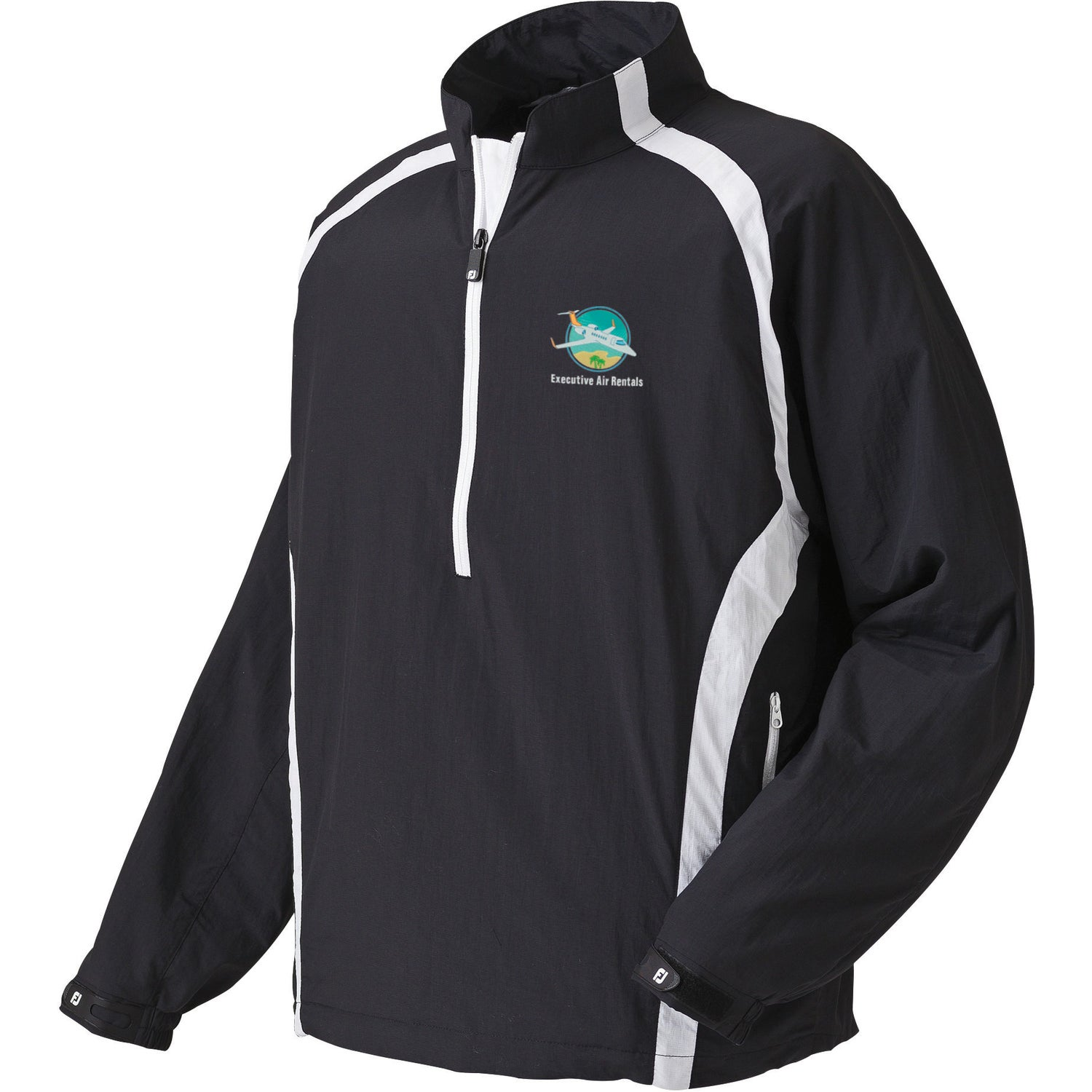 Titleist footjoy sport windshirt custom jackets and for Footjoy shirts with titleist logo