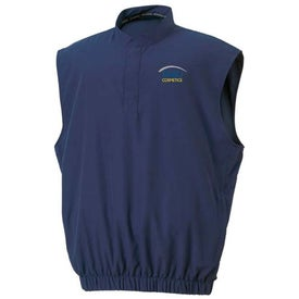FootJoy Ripstop Windshirt Vest for Marketing