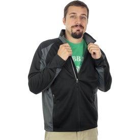 Monogrammed Galeros Knit Jacket by TRIMARK