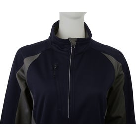 Galeros Knit Jacket by TRIMARK for your School