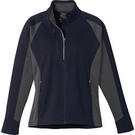Galeros Knit Jacket by TRIMARK Branded with Your Logo