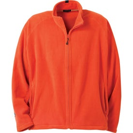 Advertising Gambela Microfleece Full Zip Jacket by TRIMARK