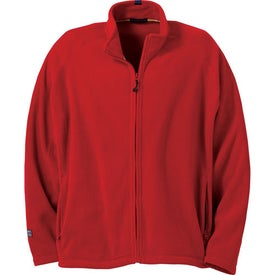 Gambela Microfleece Full Zip Jacket by TRIMARK for Your Company
