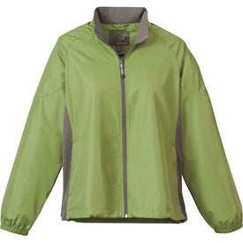 Imprinted Grinnell Lightweight Jacket by TRIMARK