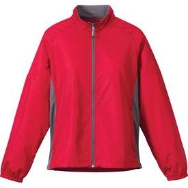 Imprinted Grinnell Lightweight Jacket by TRIMARK
