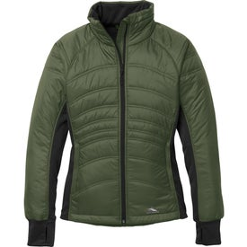 High Sierra Molo Hybrid Insulated Jacket by TRIMARK (Women's)