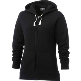 Promotional Huron Fleece Full Zip Hoody by TRIMARK
