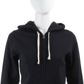 Printed Huron Fleece Full Zip Hoody by TRIMARK