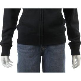 Custom Huron Fleece Full Zip Hoody by TRIMARK